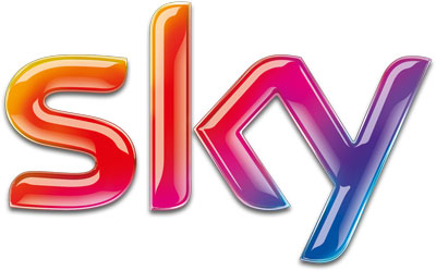 voice reference Sky logo